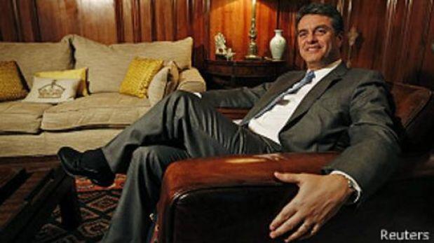 Roberto Azevêdo, el brasileño llamado a rescatar la OMC