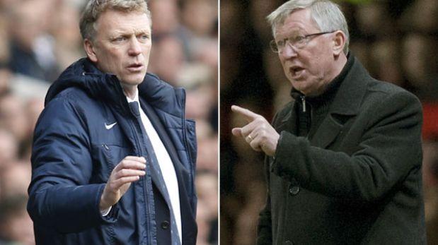 Alex Ferguson ya tendría sucesor: sería David Moyes del Everton