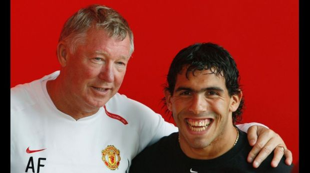 FOTOS: algunos recuerdos de Sir Alex Ferguson en sus 26 años como DT del Manchester United