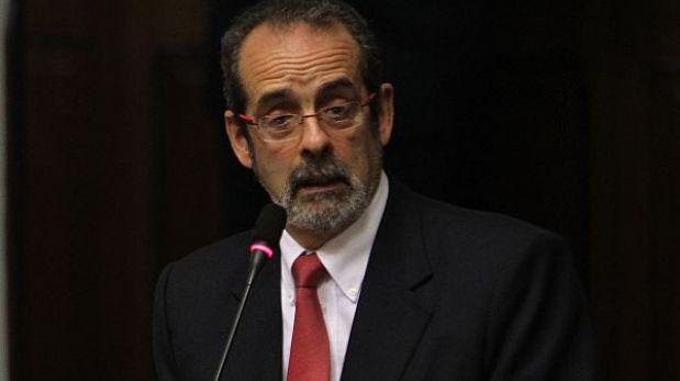 Congreso oficializó vacancia del fallecido legislador Javier Diez Canseco