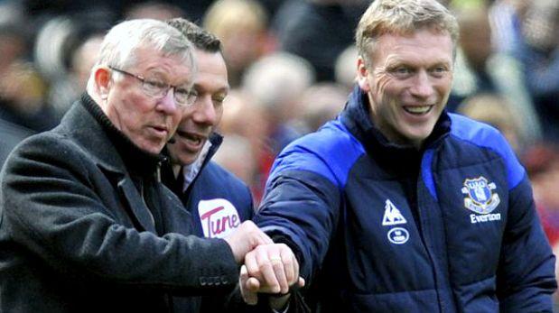 David Moyes es nuevo DT de Manchester United en reemplazo de Ferguson
