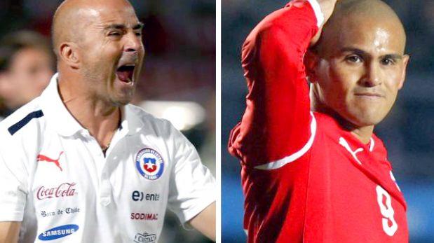Sampaoli borró a Suazo: no lo convocaría más a la selección chilena
