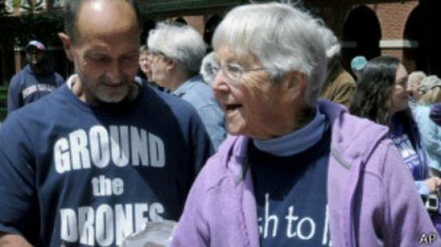 La monja activista que desafió la seguridad nuclear de EE.UU.