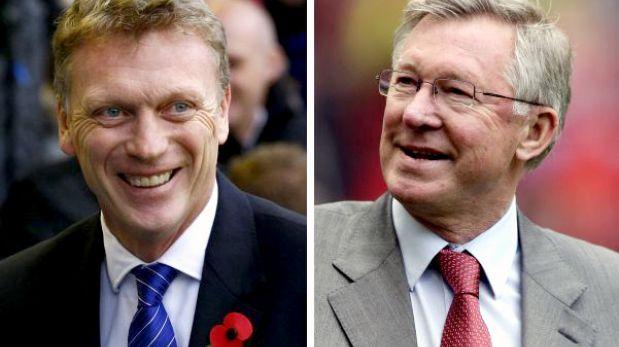 Ferguson y David Moyes: similitudes entre el anterior y el nuevo DT del United
