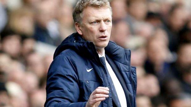 David Moyes y su digna campaña en Everton: apenas ha perdido seis partidos