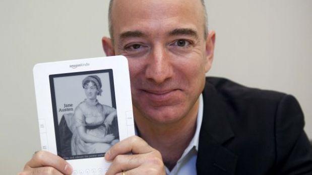 Amazon desarrolla un smartphone que tendrá pantalla 3D