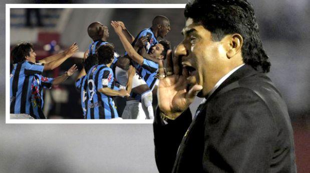 """DT de Real Garcilaso: """"Cuesta asimilar lo que nos pasa en la Libertadores"""""""