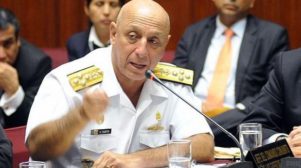 """Jefe del Comando Conjunto de FF.AA.: """"La patrulla solo respondió a un ataque"""""""