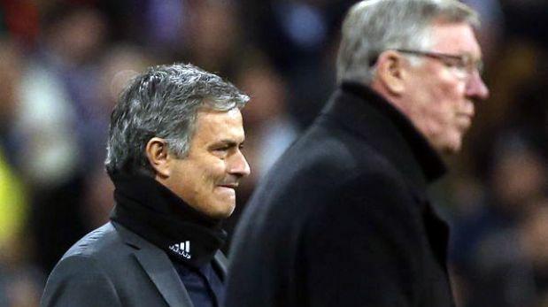 Mourinho no irá al adiós de Ferguson del United porque no quiere llorar
