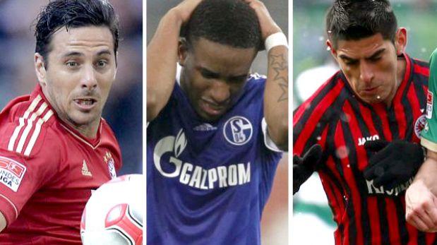 Peruanos en Alemania: así les fue hoy a Pizarro, Farfán y Zambrano