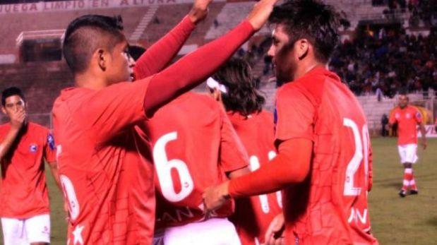 Cienciano venció 1-0 a Pacífico FC con gol de penal de Carlos Orejuela