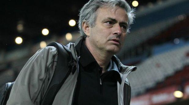 """Mourinho: """"Felicito a Barcelona por la Liga, es lo mínimo que puedo hacer"""""""