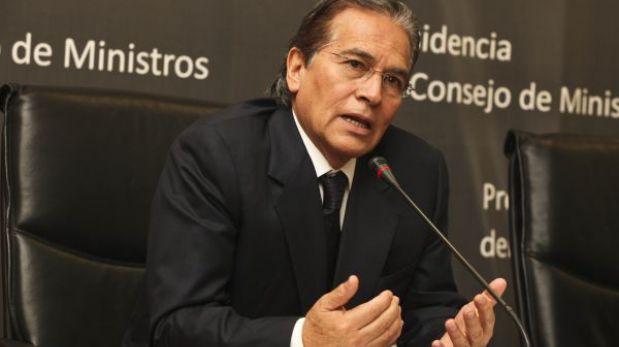 """Huaroc sobre conflictos sociales: se está dejando la lógica de """"apagar incendios"""""""