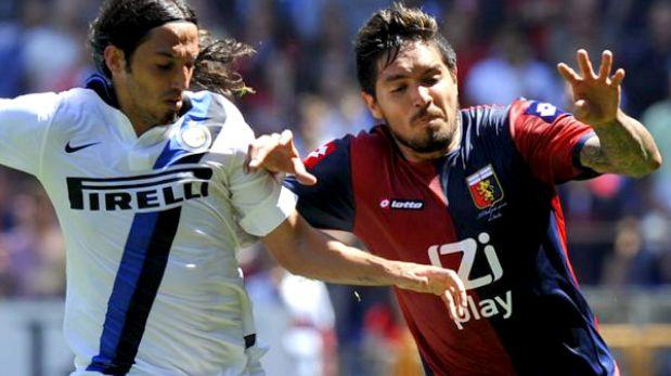 Génova de Juan Manuel Vargas salvó la categoría en la Serie A