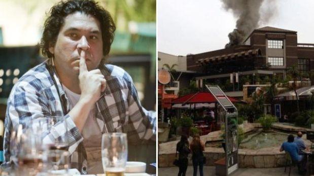 Restaurante de Gastón Acurio en Chile se incendió