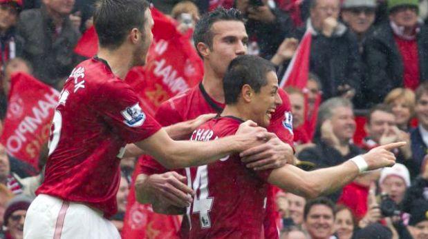 Alex Ferguson dijo adiós a Old Trafford con triunfo del Manchester United