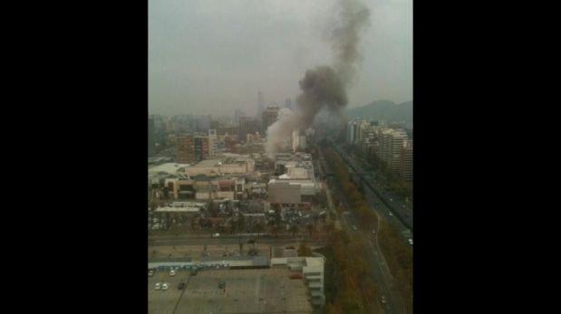 FOTOS: así fue el incendio en restaurante Madam Tusan de Gastón Acurio en Santiago de Chile