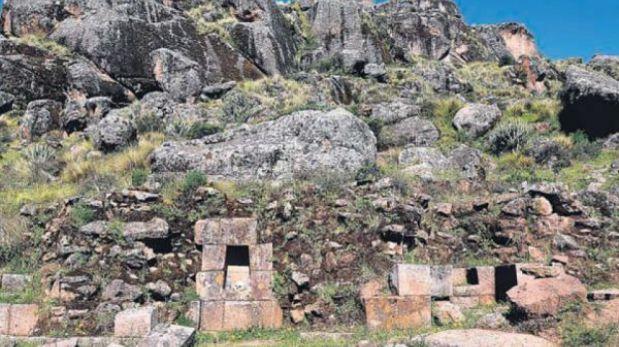 Huancavelica: Incahuasi, la ciudadela escondida