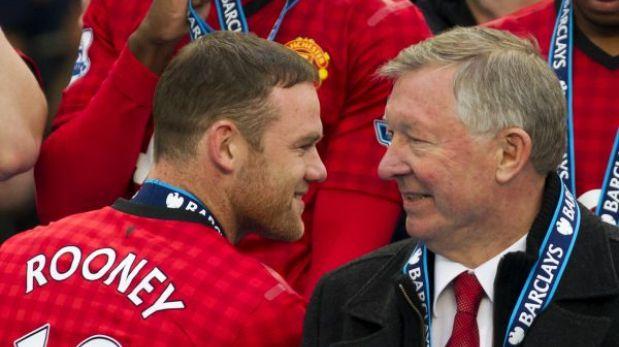 "Wayne Rooney ""ha pedido ser traspasado"", dijo Sir Alex Ferguson"