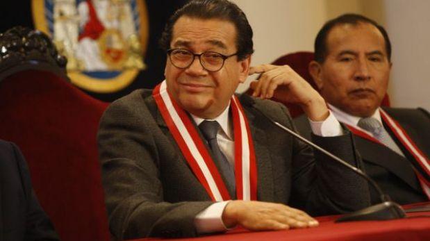 Presidente del PJ afirma que protestas en 'Maranguita' estaban previstas