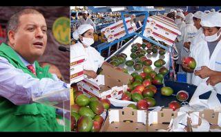 Perú exporta US$5.000 millones en productos agrícolas por los TLC