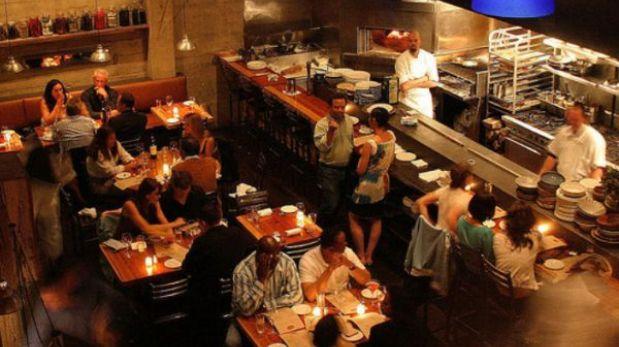 Restaurantes de EE.UU. exceden la cuota diaria de calorías