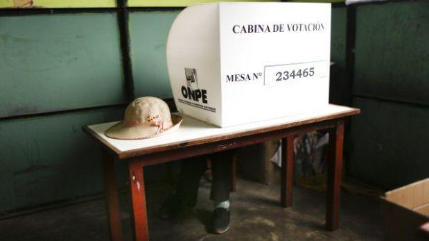 Nuevas Elecciones Municipales en Lima serán el 24 de noviembre