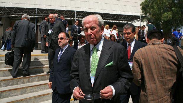 FOTOS: Mario Brescia, un personaje legendario y tenaz del empresariado peruano