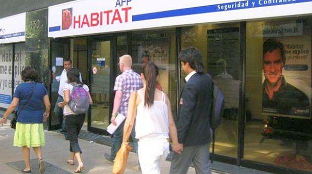 Trabajadores independientes serán afiliados automáticamente a AFP Habitat