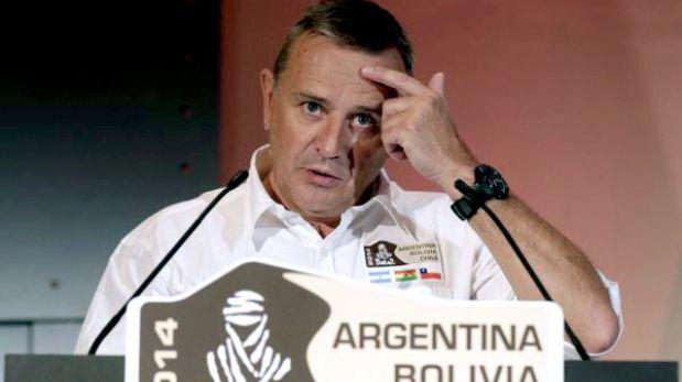 El director del Dakar sueña con llevar el rally a Brasil