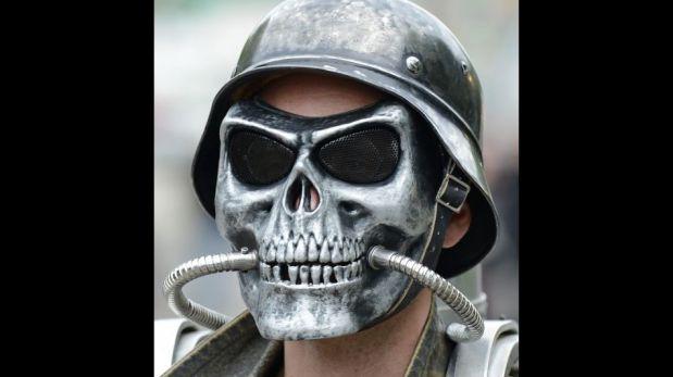 FOTOS: la extravagancia del Festival Gothic Wave 2013 de Alemania