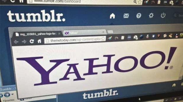 La pornografía: el nuevo problema de Yahoo tras comprar Tumblr
