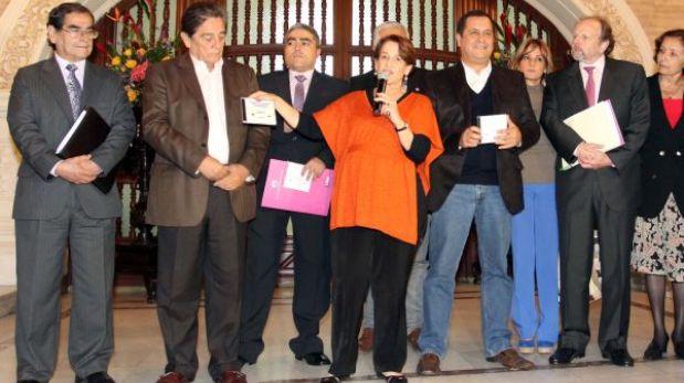 Alcaldesa de Lima y partidos definieron metas sobre acuerdo municipal