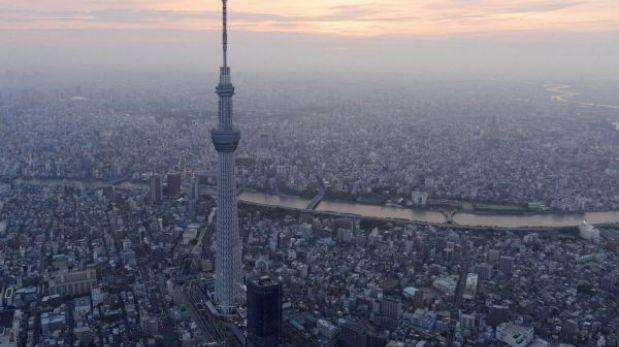 Torre Tokyo Skytree cumplió un año y ya recibió más de 6,3 millones de visitas