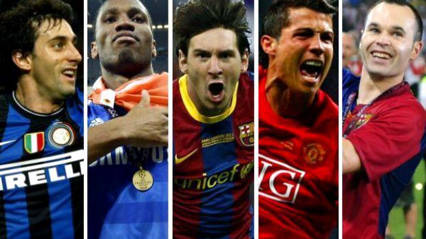 Últimas cinco finales de la Champions: revívelas y vota por tu favorita