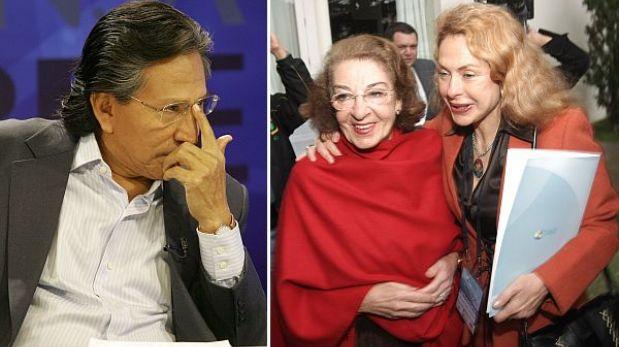 Perú Posible entregó documentos de compras inmobiliarias de suegra de Alejandro Toledo