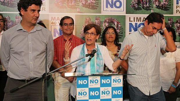 Confluencia por Lima busca una lista única para regidores