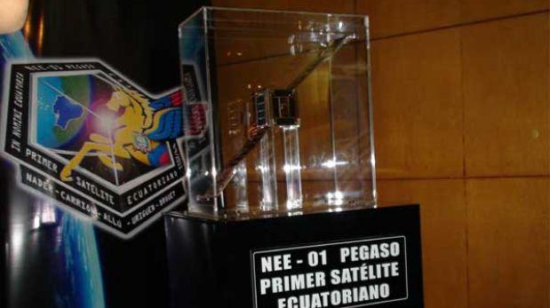 Ecuador lanzará su segundo satélite el 21 de noviembre de este año