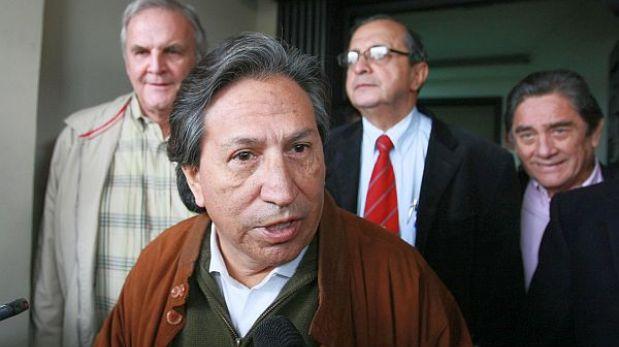 """Para Perú Posible """"todo está claro"""" sobre compras de suegra de Alejandro Toledo"""