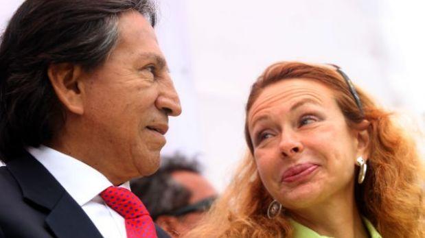 """Eliane Karp: """"Enemigos políticos de Toledo solo quieren vengarse"""""""