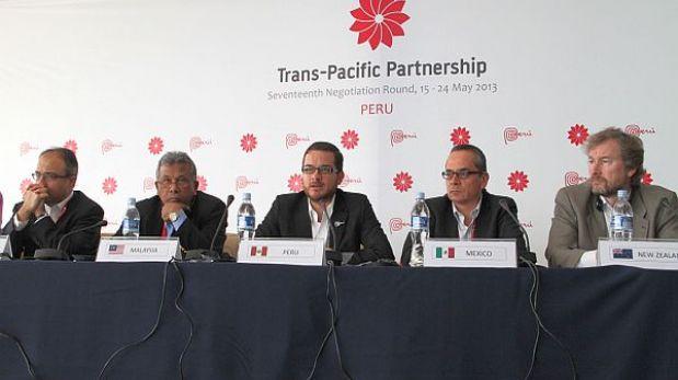 Negociadores esperan cerrar el Acuerdo de Asociación Transpacífico este año