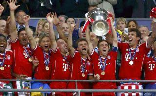 Bayern Múnich es campeón de la Champions tras vencer 2-1 al Dortmund