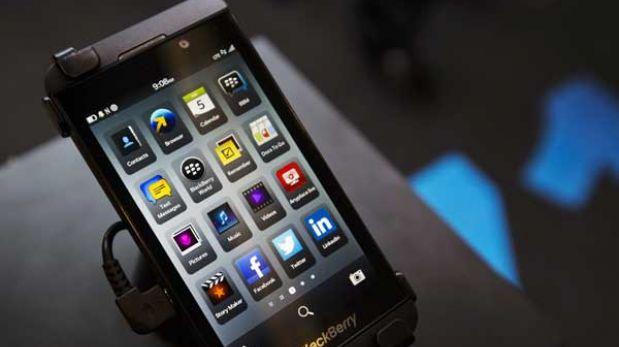 BlackBerry y sus planes para volver a la competencia de los smartphones en el Perú