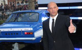 """Vin Diesel: """"Sería maravilloso filmar 'Rápidos y furiosos' en ruta del Rally Caminos del Inca"""""""