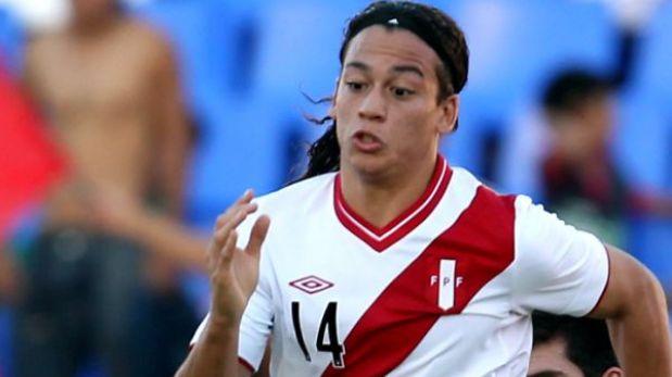Cristian Benavente llegó a Lima y trabajará con la selección peruana
