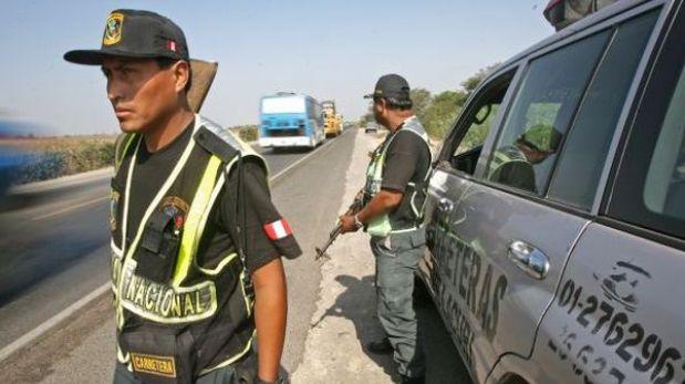 Huaura: chofer de bus fue baleado en la cara por impedir robo a pasajeros