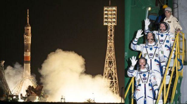Nave rusa llegará a Estación Espacial Internacional en solo seis horas
