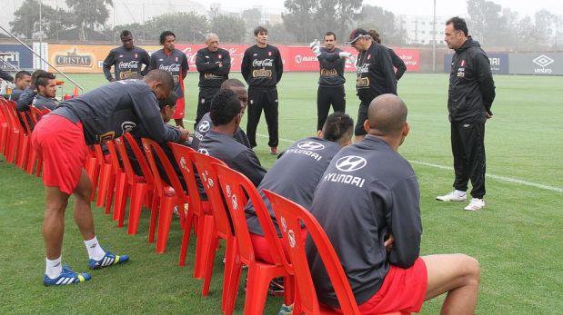 FOTOS: la selección peruana continuó su entrenamiento pensando en amistoso ante Panamá