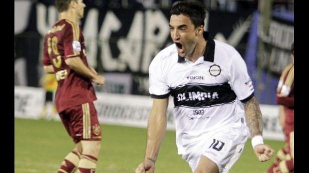 Olimpia ganó 2-1 a Fluminense y avanza a semifinales de Libertadores