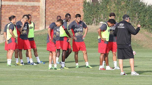 FOTOS: así fue el último entrenamiento de la selección peruana en Lima previo al amistoso ante Panamá